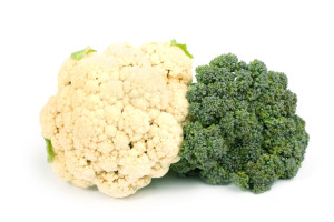Eat your Broccoli and Cauliflower!