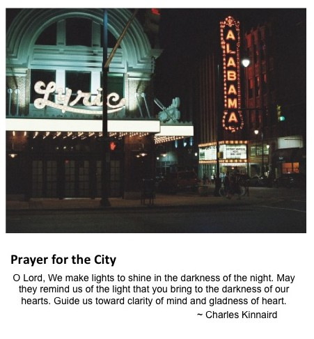 Prayer for the City