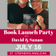Canadian Book Launch Party